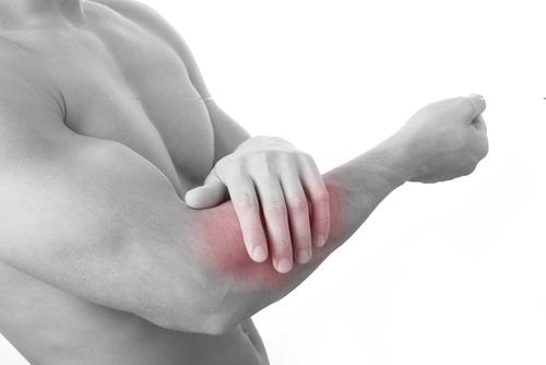 Как лечить боль в локтевом суставе правой руки